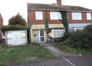 Thumbnail 3 bed semi-detached house for sale in Waveney Close, Hunstanton