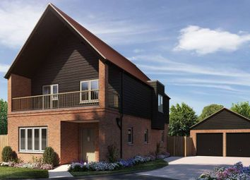 """Thumbnail 3 bed detached house for sale in """"The Bilson - Detached"""" at Stoney Mews, Winchester"""