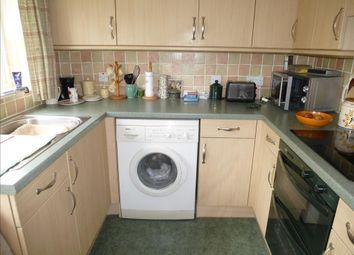 Thumbnail 2 bed flat for sale in Kimbolton Court, Peterborough