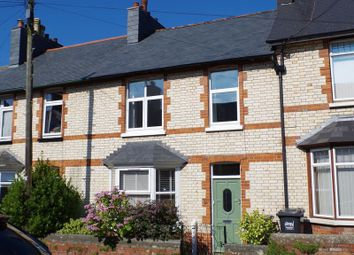 Thumbnail 3 bed terraced house for sale in Crossmead, Lynton