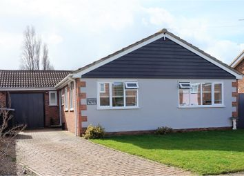 Thumbnail 2 bed detached bungalow for sale in Spire Avenue, Whitstable