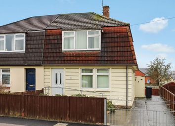 Thumbnail 3 bed semi-detached house for sale in Stanberrow Road, Hereford