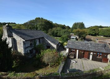 Thumbnail 4 bed property for sale in Trewen, Launceston