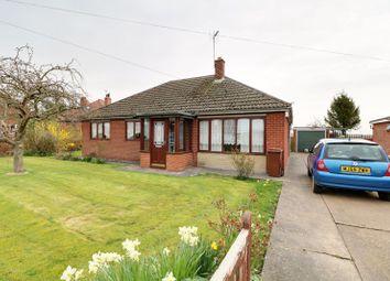 Thumbnail 3 bed detached bungalow for sale in Eastoft Road, Luddington, Scunthorpe