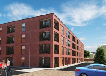Thumbnail 2 bed flat for sale in Brunswick Road, Gloucester, Gloucestershire