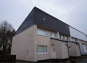 Thumbnail 3 bed end terrace house for sale in Rowallan, Kilwinning