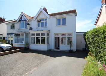 Thumbnail 3 bed semi-detached house for sale in Llandudno Road, Penrhyn Bay, Llandudno