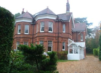 Thumbnail 3 bedroom flat to rent in West Overcliff Drive, Westbourne, Bournemouth