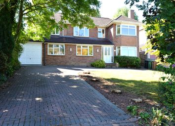 Thumbnail 4 bed detached house to rent in Hurst Rise Road, Botley