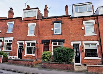 Thumbnail 3 bedroom terraced house for sale in Greenwood Mount, Leeds