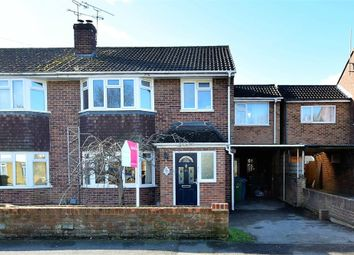 Thumbnail 4 bed semi-detached house for sale in Beta Road, Farnborough, Hampshire