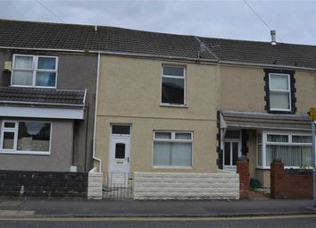 Thumbnail 3 bed terraced house for sale in St Helens Avenue, Swansea