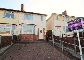 Thumbnail 3 bed semi-detached house for sale in Dearmont Road, Birmingham
