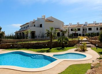 Thumbnail 3 bed town house for sale in Spain, Valencia, Alicante, Finestrat