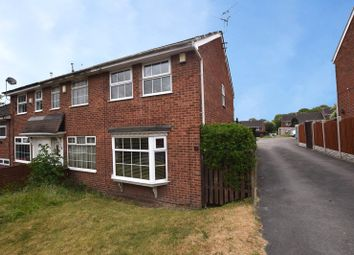 Thumbnail 3 bed terraced house for sale in Highfield Crescent, Leeds, West Yorkshire