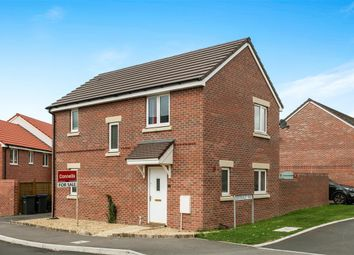 Thumbnail 3 bed detached house for sale in Herman Way, Old Sarum, Salisbury