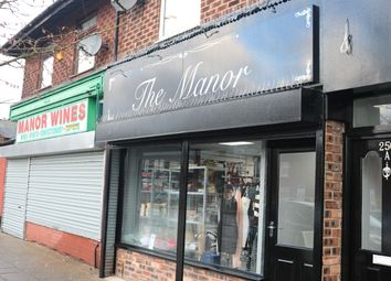 Thumbnail Commercial property to let in Manor Road, Droylsden, Manchester