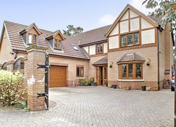 Thumbnail 5 bedroom detached house for sale in Limetree Walk, Heckington, Sleaford