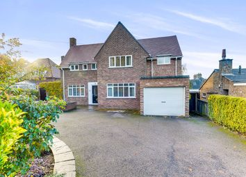 Thumbnail 3 bedroom detached house for sale in Priory Close, Royston