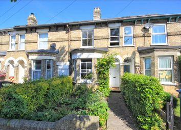 Thumbnail 3 bed terraced house for sale in York Road, Sudbury