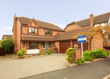 Thumbnail 4 bed detached house for sale in Finsbury Drive, Priorslee, Telford