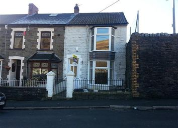 3 bed end terrace house for sale in Park View, Tylorstown, Ferndale CF43