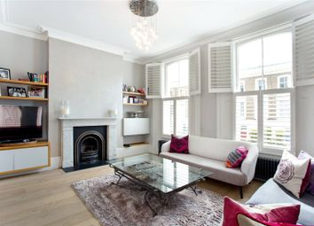 Chalcot Road, Primrose Hill, London NW1. 4 bed terraced house