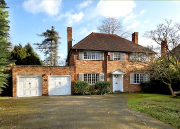 Thumbnail 4 bed detached house for sale in Howards Thicket, Gerrards Cross, Buckinghamshire