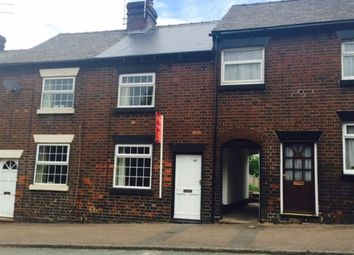 Thumbnail 2 bed property to rent in Burton Street, Tutbury, Burton Upon Trent, Staffordshire