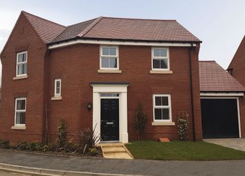 "Thumbnail 3 bedroom detached house for sale in ""Fairway"" at Atherstone Road, Measham, Swadlincote"