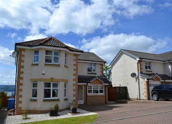 Thumbnail 4 bed detached house for sale in 6, Lapwing Grove, Inverkip, Renfrewshire