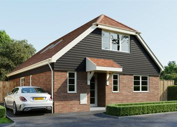 The Limes, Mill Lane, Runcton, Chichester PO20. 3 bed detached bungalow for sale