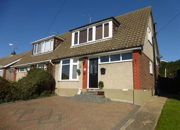 Thumbnail 2 bed bungalow to rent in Eastwood Park Drive, Eastwood, Leigh On Sea