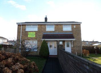 Thumbnail 3 bedroom end terrace house for sale in Mellanby Crescent, Newton Aycliffe