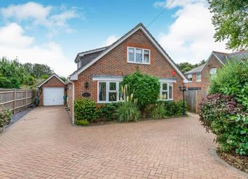 Thumbnail 4 bed bungalow for sale in New Cut, Hayling Island