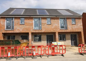 Thumbnail 1 bed end terrace house for sale in Rose Court, High Street, Farnborough, Hampshire