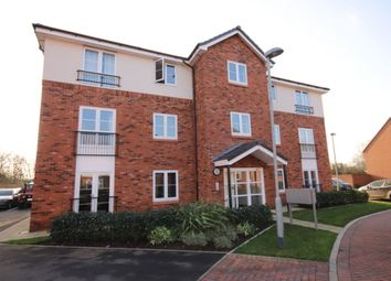 Thumbnail 1 bed flat for sale in Snow Crest Place, Stapeley, Nantwich