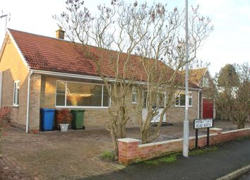 Thumbnail 3 bed bungalow to rent in Sherbuttgate Road North, Pocklington, York