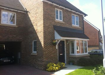 Thumbnail 3 bed link-detached house for sale in Horwood Way, Harrietsham, Maidstone