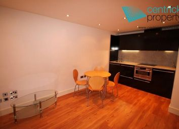 Thumbnail 1 bed flat to rent in Hanley House, Hanley Street, Nottingham