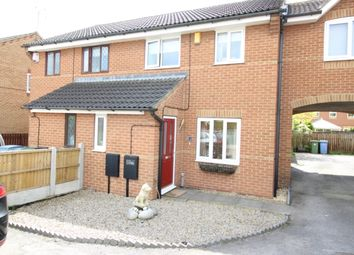 Thumbnail 3 bed mews house for sale in Beaumont Rise, Worksop