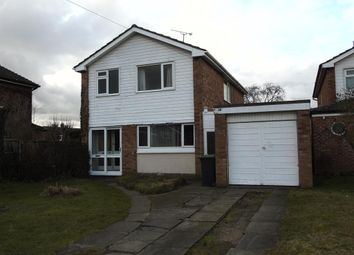 Thumbnail 4 bed detached house for sale in Leyburn Road, Lincoln