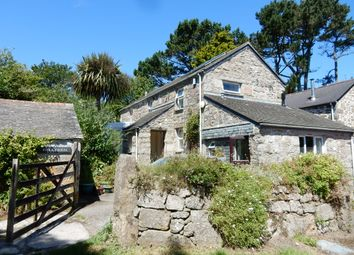 Thumbnail 3 bed farmhouse for sale in Paul, Penzance