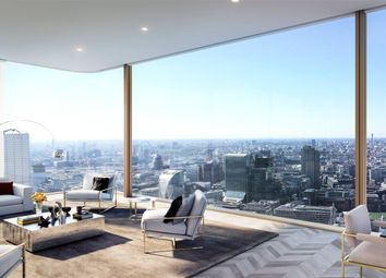 Thumbnail 3 bed flat for sale in Principal Tower, 2 Principal Place, Worship Street, London