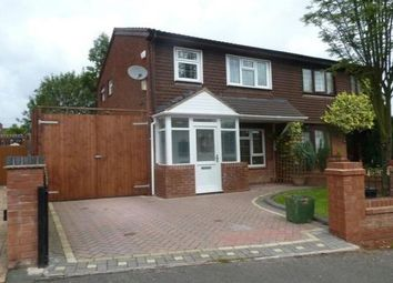 Thumbnail 3 bed property to rent in Bank Street, Coseley, Bilston