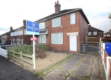 Thumbnail 2 bedroom semi-detached house for sale in Lombardy Grove, Stoke-On-Trent