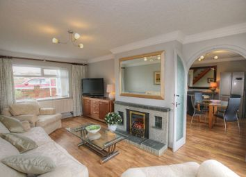 Thumbnail 3 bedroom end terrace house for sale in Burwell Avenue, East Denton, Newcastle Upon Tyne