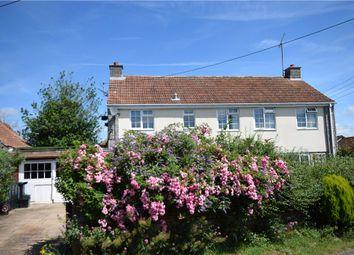 Thumbnail 4 bed detached house for sale in Kingsdon, Somerton, Somerset