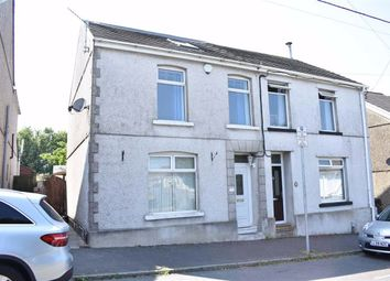 Thumbnail 4 bedroom semi-detached house for sale in Greenfield Place, Loughor, Swansea