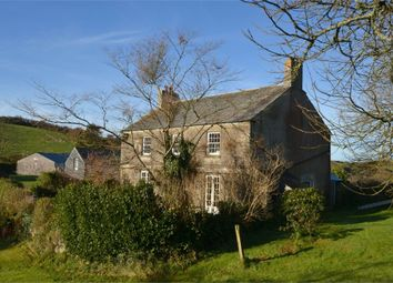 Thumbnail 5 bed detached house for sale in Redmoor, Bodmin